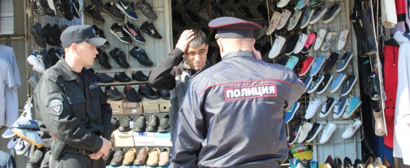 Четверых мигрантов-нарушителей в Череповце выдворят за пределы России