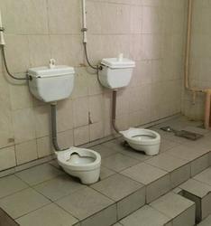 Чиновники о жалобе на состояние школьного туалета: Летом запланирован ремонт