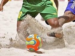 Пляжный футбол: старт в Москве, потом - Португалия