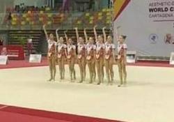 Саратовские гимнастки завоевали