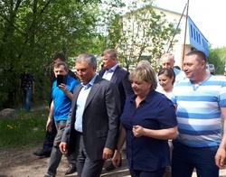 Саратовскую область посетил Вячеслав Володин
