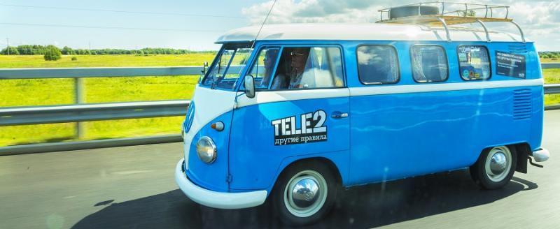 Интернет-трафик вологжан в международном роуминге Tele2 вырос в 4 раза