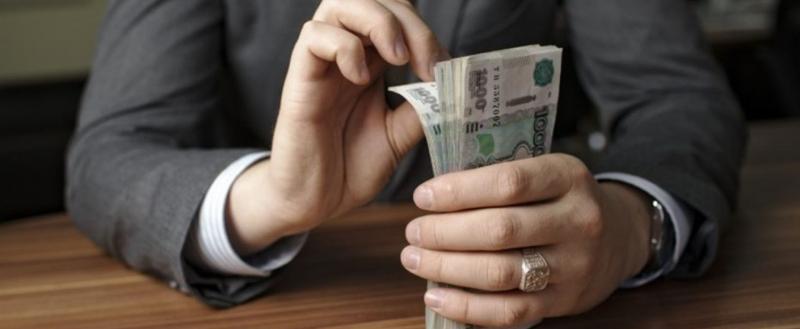 МВД: в России растет число взяток