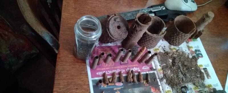 Нашел на раскопках: арсенал боеприпасов обнаружили в квартире череповчанина
