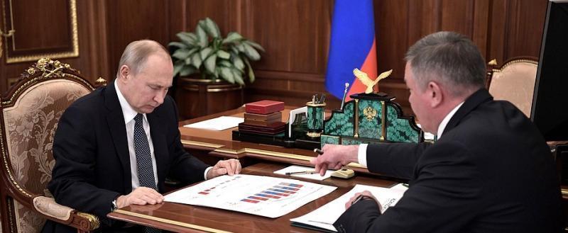 Президент страны может посетить Вологодчину уже летом