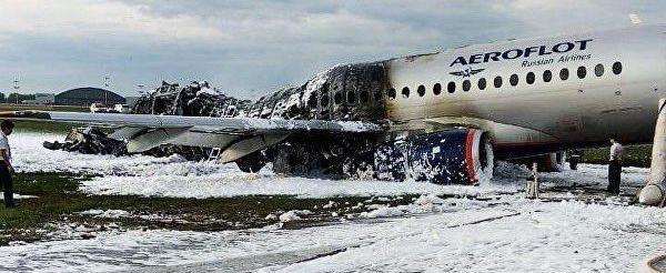 СКР подтвердил гибель 13 человек в авиакатастрофе в «Шереметьево»