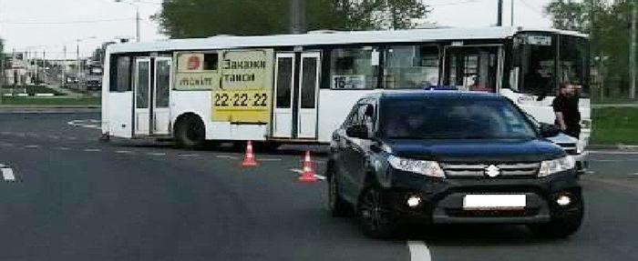 В аварии с автобусом №16 в Вологде пострадал трехлетний ребенок