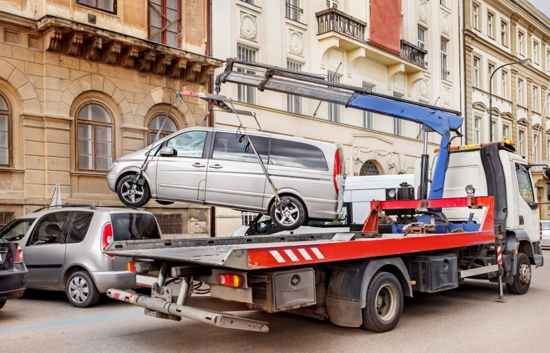 В Череповце пройдет уборка, мешающие машины будут эвакуированы