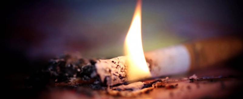 В Усть-Кубинском районе в собственной квартире сгорел мужчина