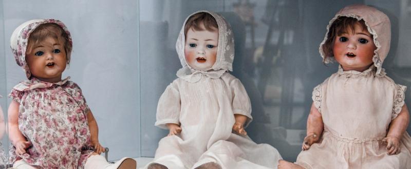 Вологодский музей покажет уникальных кукол