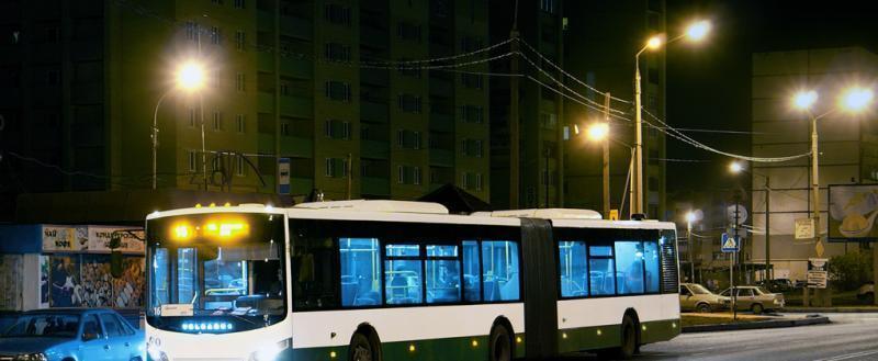 Вологжане могут передвигаться по новому автобусному маршруту №3