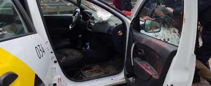 Жителя Ярославля, напавшего  с ножом на таксиста из Вологды, отправили под арест