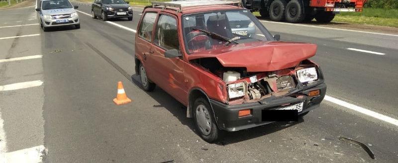 Двое детей пострадали в аварии в Шекснинском районе