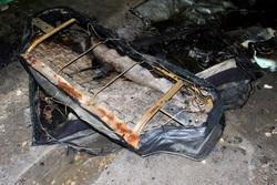 Гражданин погиб от взрыва газового баллона в машине