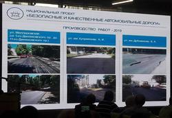 В рамках нацпроекта отремонтируют 828 тысяч квадратных метров дорог