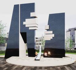 Владимир Путин открыл памятник, созданный саратовским архитектором