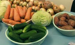 Лидеры роста цен в области - морковь, чай и рис