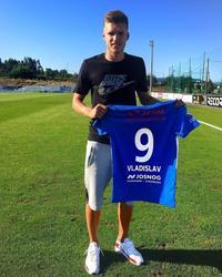 Саратовский футболист забил семь мячей в Португалии