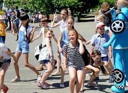 На фестивале 172 школьника получили дипломы и призы от Балаковской АЭС
