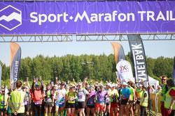 Бегун победил на Sport-Marafon Trail, теннисистка - третья в мире