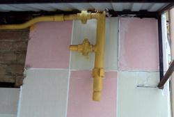 Житель области получил полгода строгого режима за воровство газа