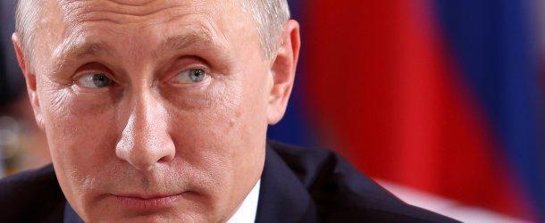 Путину доверяют 72% опрошенных респондентов