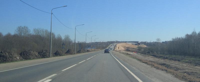 Трассу Вологда – Череповец планируют расширить до 4-х полос