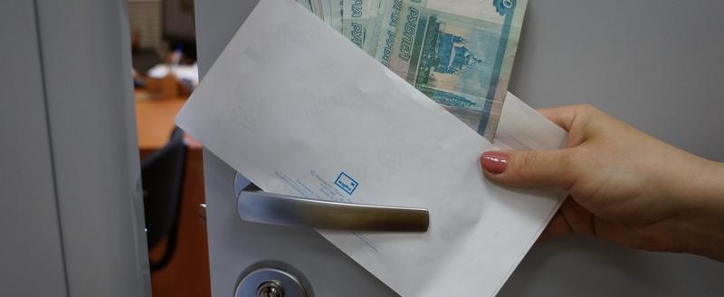 В Череповце на третьей взятке поймали налогового инспектора
