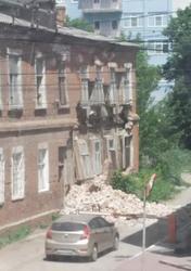 Обрушившийся дом обещают расселить до 2025 года