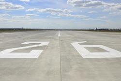 В новом аэропорту Саратова пройдет массовый забег по взлетно-посадочной полосе