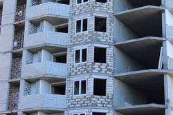 Строительство жилья в области упало на 16 процентов