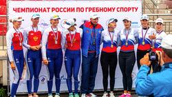 Легкоатлетка и гребцы - лучшие в России