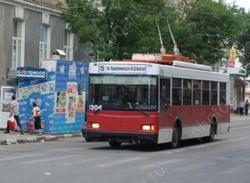 Продленный троллейбусный маршрут заменит временно закрытый