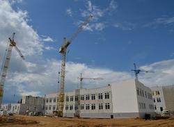 Подрядчикам предлагают построить новую школу за 5 месяцев