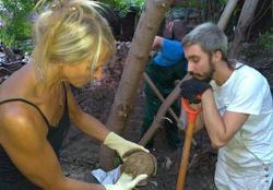 Скелет у дома Кибальникова. Погибшего будут искать в базе пропавших