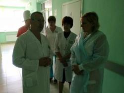 Омбудсмен попросила минздрав сохранить торакальное отделение больницы