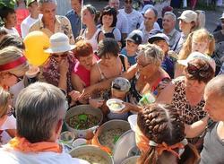 В Национальной деревне состоится фестиваль окрошки