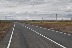 Губернатор открыл новую дорогу к аэропорту