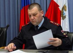 Начальник областной госавтоинспекции проведет прямую линию