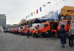Мэрия Саратова завершила закупку дорожной спецтехники к зиме
