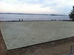 В Саратове может быть построен крытый центр пляжных видов спорта