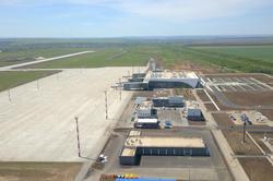 Взлетная полоса нового аэропорта еще не введена в эксплуатацию