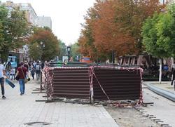 Участок проспекта Кирова закрыли на 15-20 дней