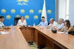 Саратовские журналисты побывали в Казахстане
