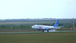 В новом саратовском аэропорту