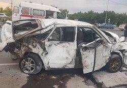 В ДТП с битумовозом погибли 3 человека