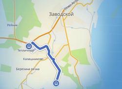 Автобусный маршрут восстановили после жалобы жителей Володину