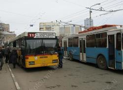 СМИ: обещанные саратовскими перевозчиками автобусы используют в других городах