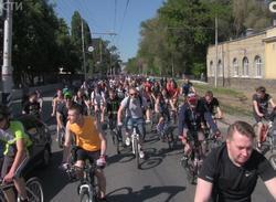 Станет ли велодвижение в Саратове цивилизованным. Видео