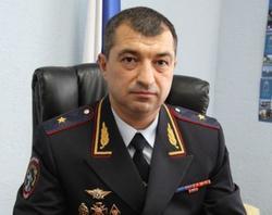 Полицейским представили нового замначальника ГУ МВД